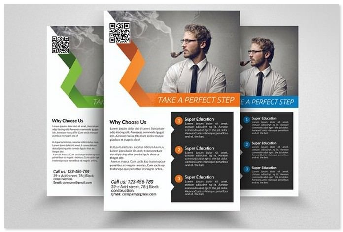 Corporate Strategy Business Flyer # 2