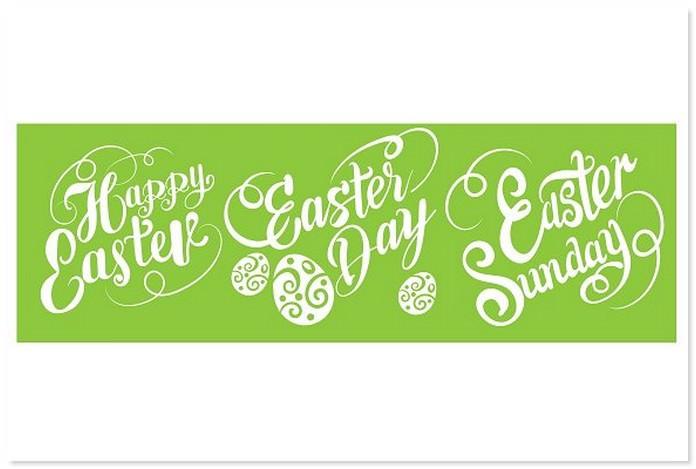 Easter hand lettering Design Font