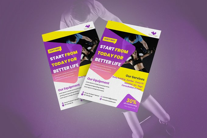 Fitness Flyer Free