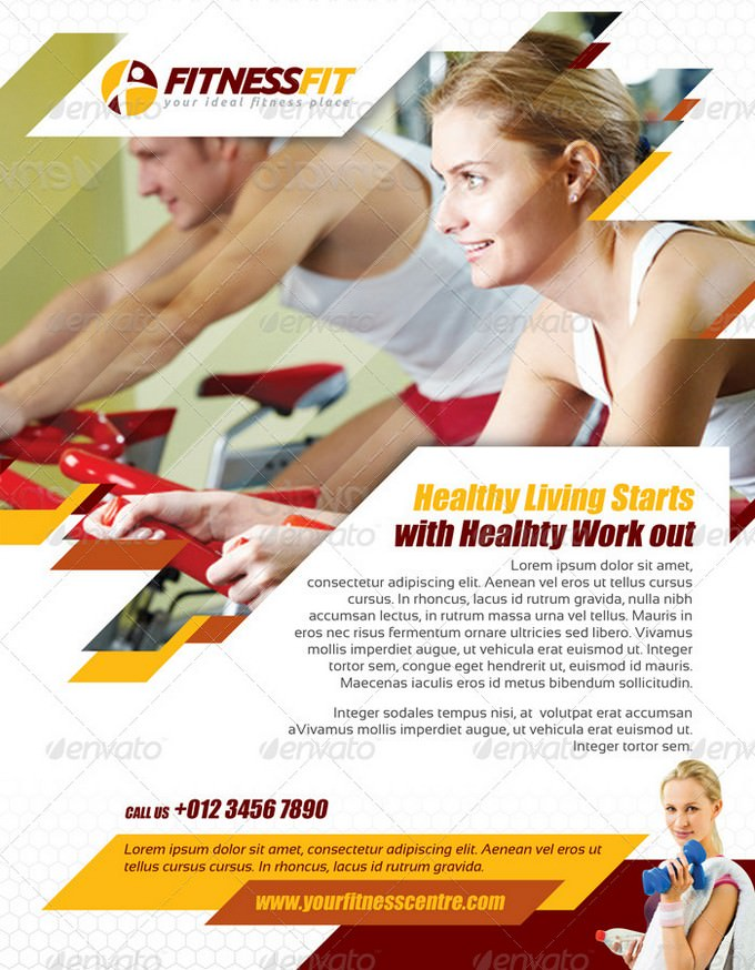 Fitness Flyer Vol.1