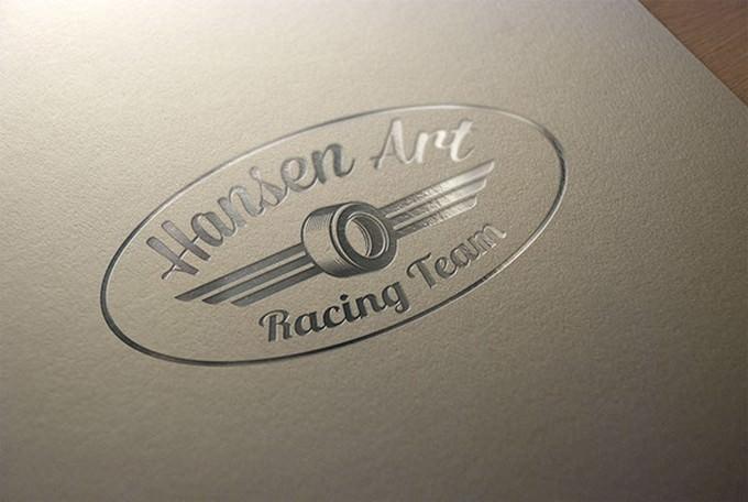 Hansen ART Racing Team Logo