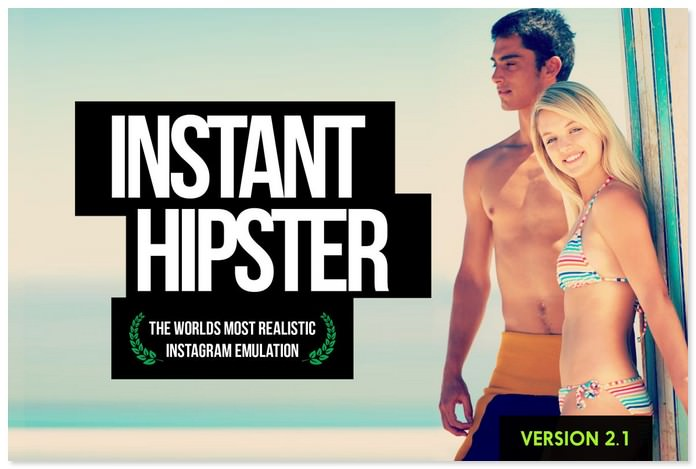 Instant Hipster – 27 Instagram Filters