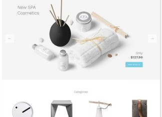 M-Store - Modern E-Commerce Bootstrap Template