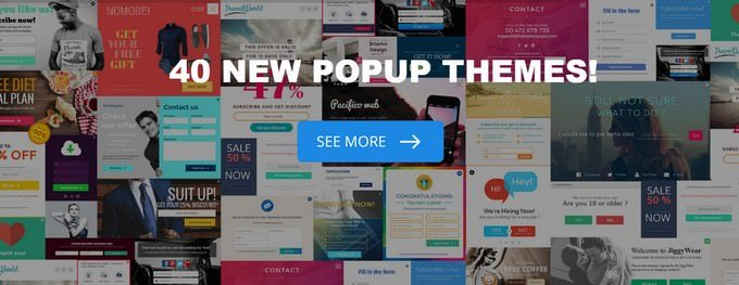 Popup Plugin for WordPress - Ninja Popups
