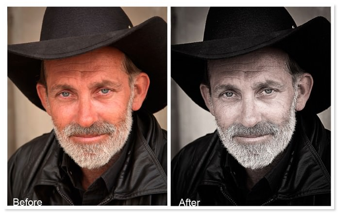 Portrait Instagram Photoshop Action