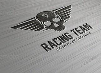 Racing Team Logo Template