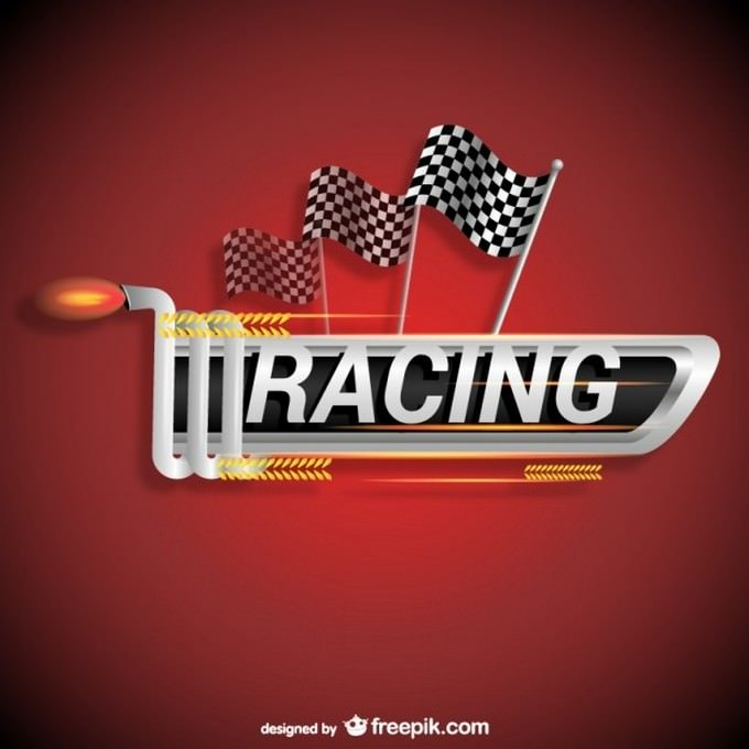 Racing logo Free
