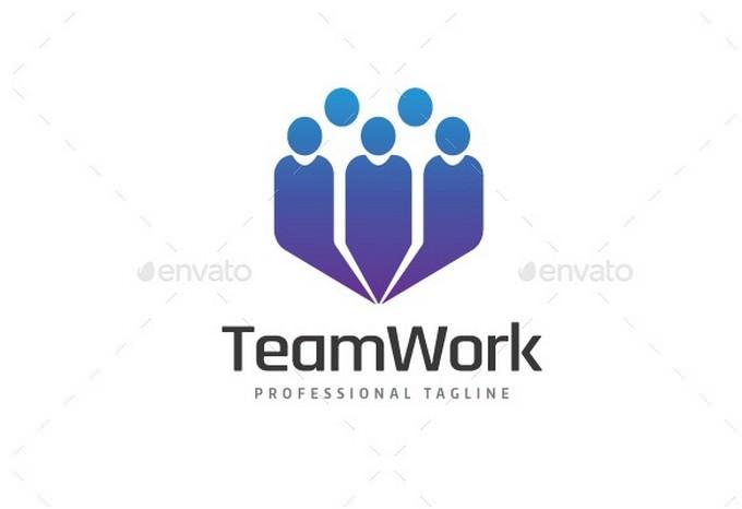 Team Work Synergy Logo
