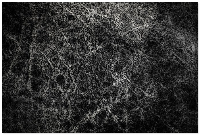 blac Lather Abstract Texture