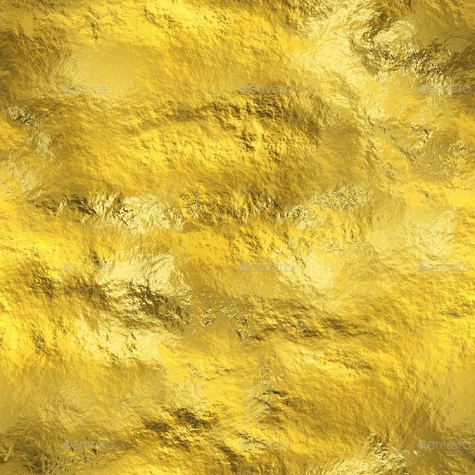 16 Gold Seamless Textures