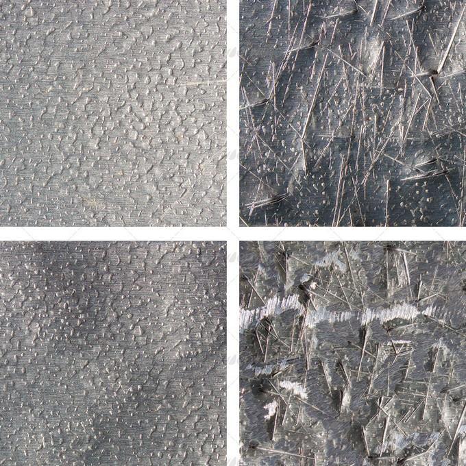 16 Metal Textures