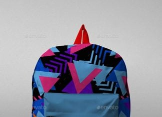 Backpack Mockup # 2