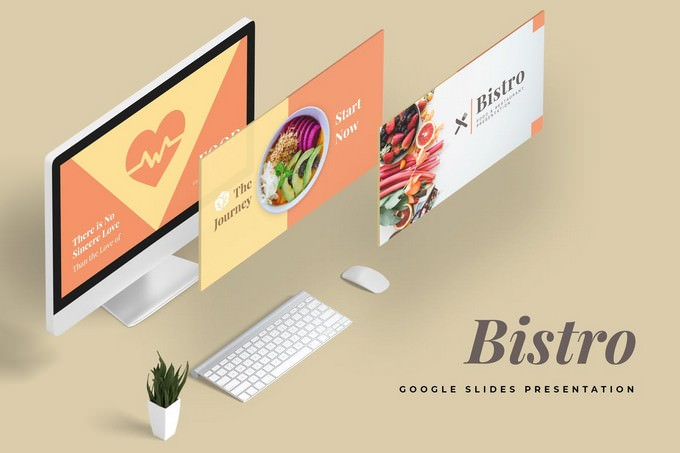 Bistro Google Slides Presentation