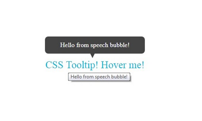 CSS Tooltip A PEN BY Mana