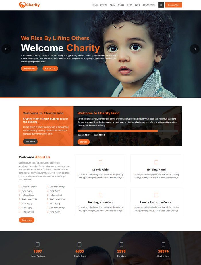 Charity Crowd fund