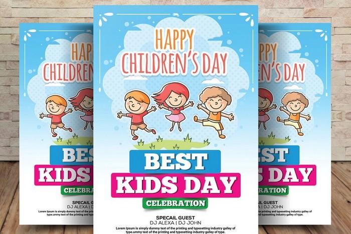 Children Daycare Flyer