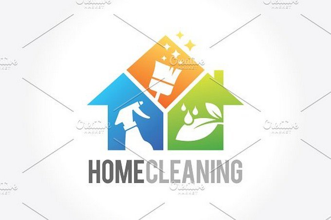 Cleaning Service Business logo # 2