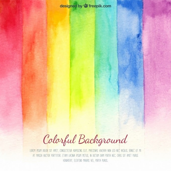 Colorful background Free