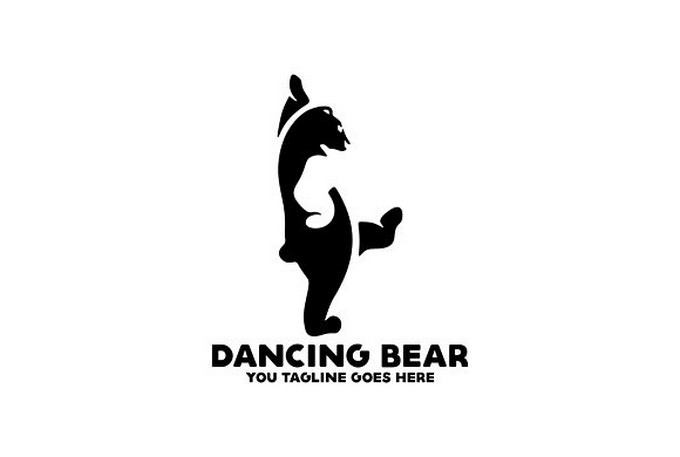 Dancing Bear Logo
