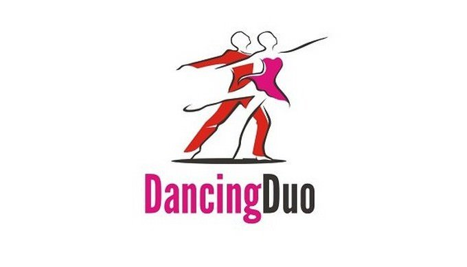 Dancing Duo Logo