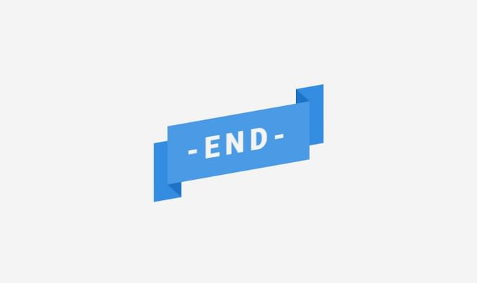 END by Catt Ribbon