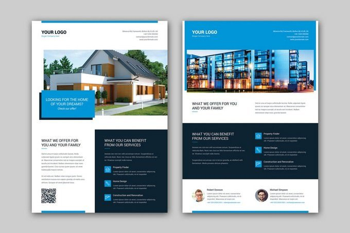 Flyer – Real Estate