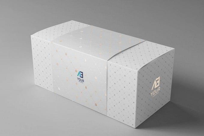 Food Package Box Mockups Vol6