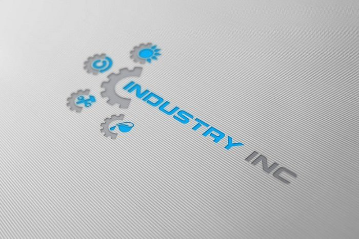 Industry Logo Template
