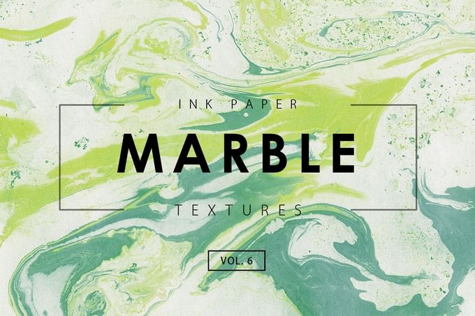 Marble Ink Textures 6