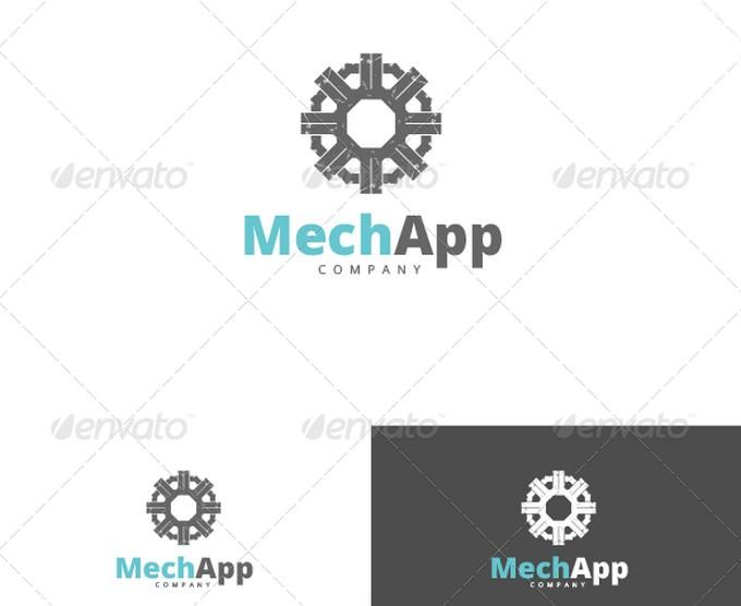 MechApp Logo