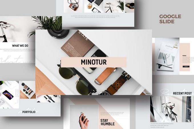Minotur - Google Slide