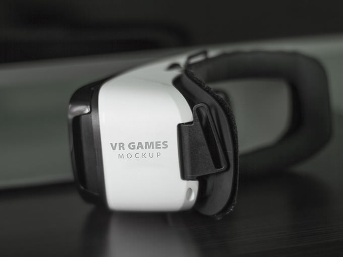Mock-up VR Games Free