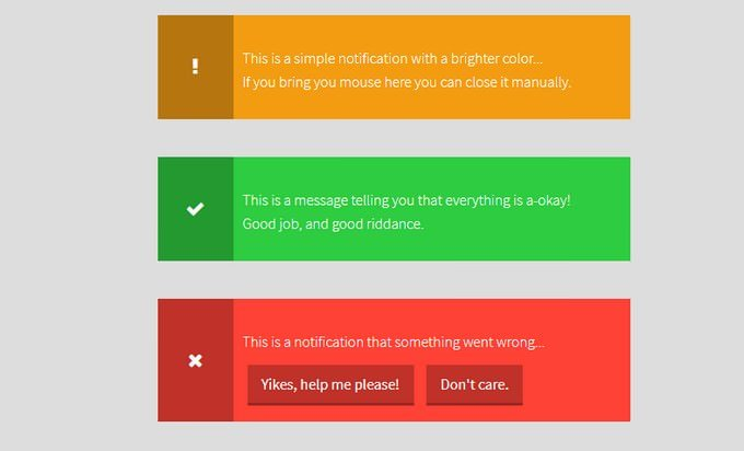 Notifications A PEN BY Hampus Persson