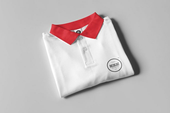 Polo Shirt Mock-up # 2