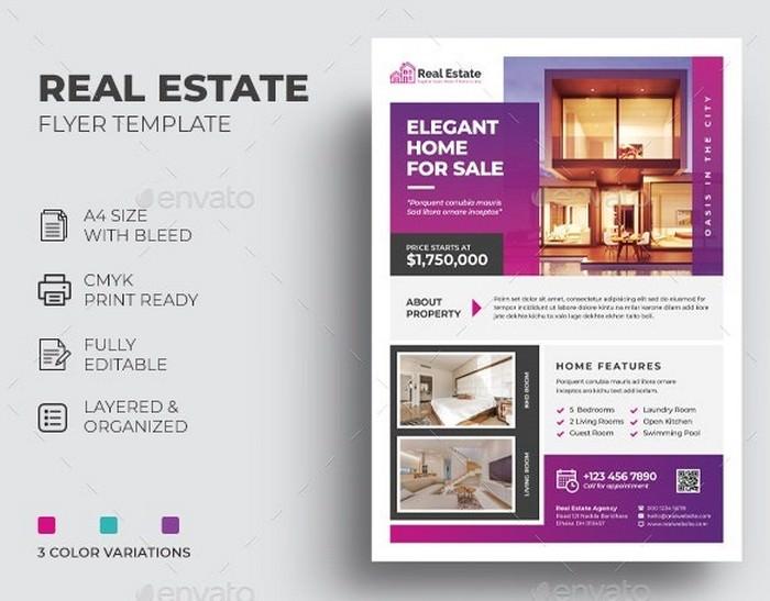 Real Estate Flyer # 2