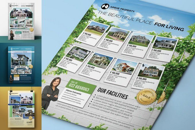 Real Estate Flyer # 3