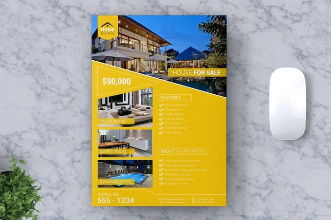 Real Estate Flyer Vol #03