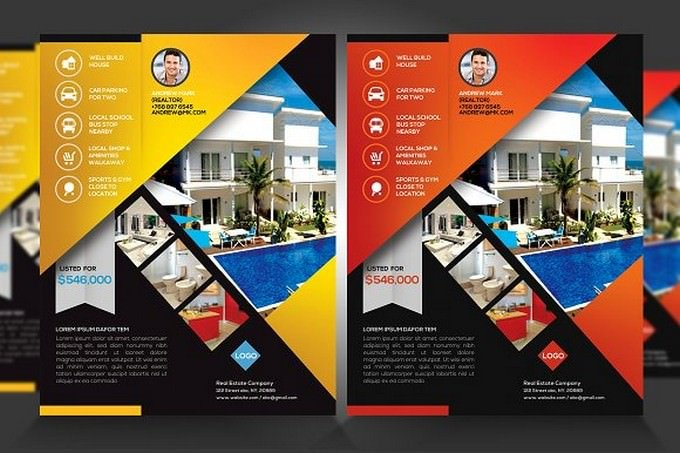 Real Estate New Listing Flyer V1
