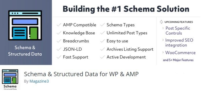 Schema & Structured Data for WP & AMP