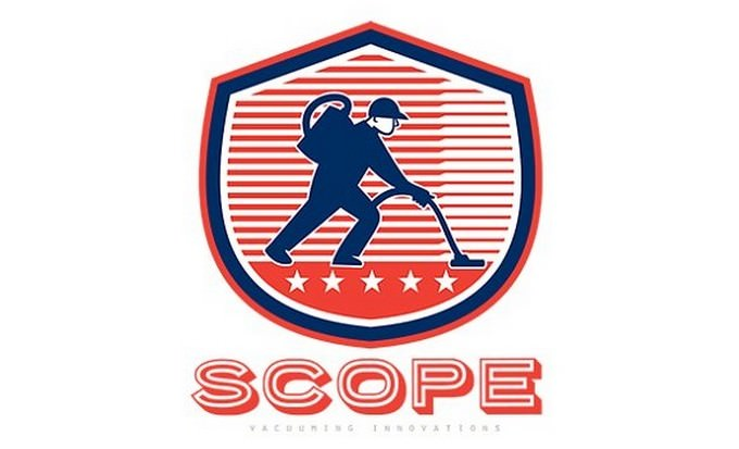 Scope Vacuum Cleaning Logo