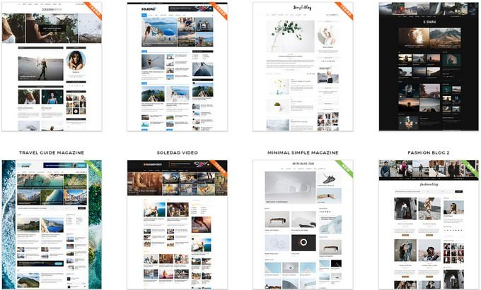 Soledad - Multi-Concept WordPress Theme