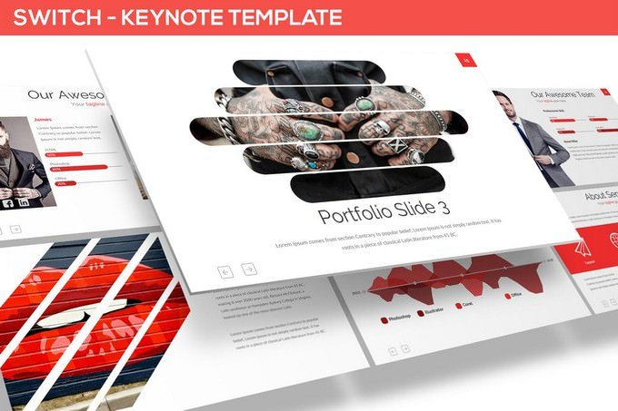 Switch - Keynote Template