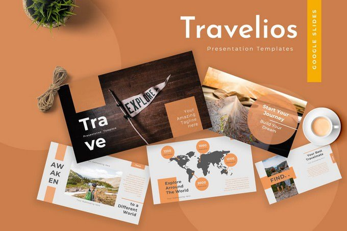 Travelios Google Slides Presentation