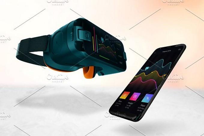 VR & S9 Mockup