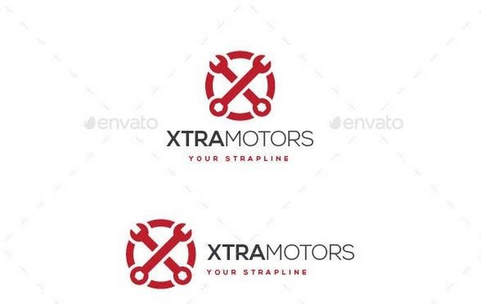 Xtra Motors Logo