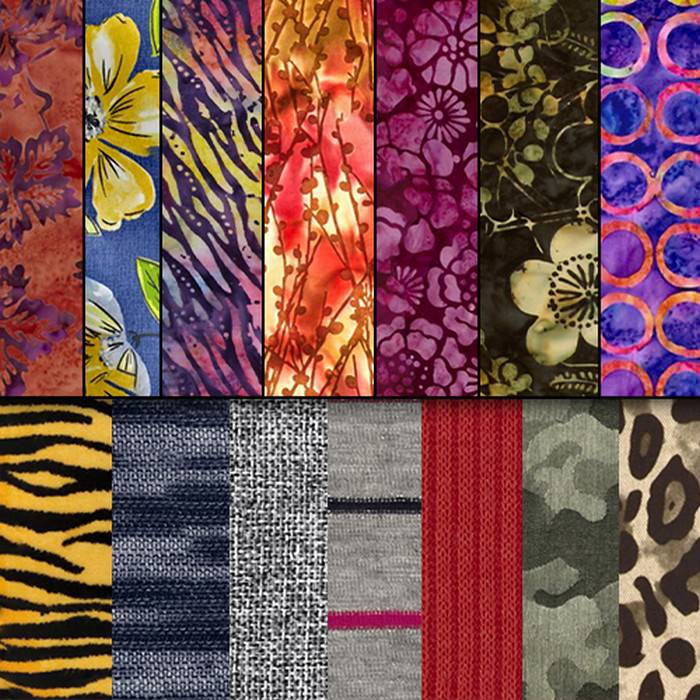 15 Free Seamless Fabric Textures Pack