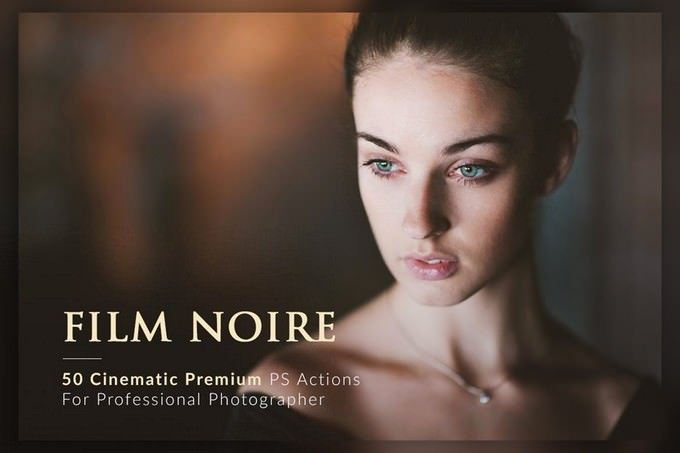 Film Noire PS Actions Bundle