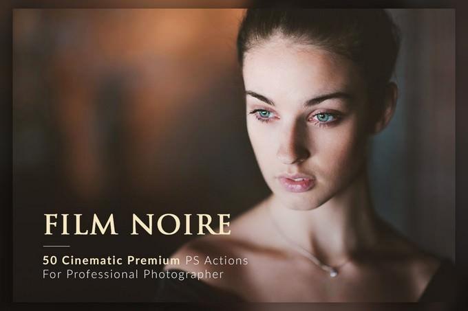 Film Noire PS Actions Bundle