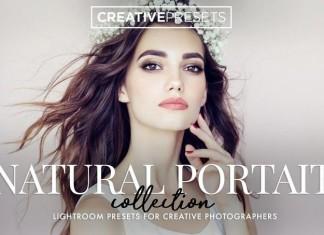 60 Natural Portrait Lightroom Preset