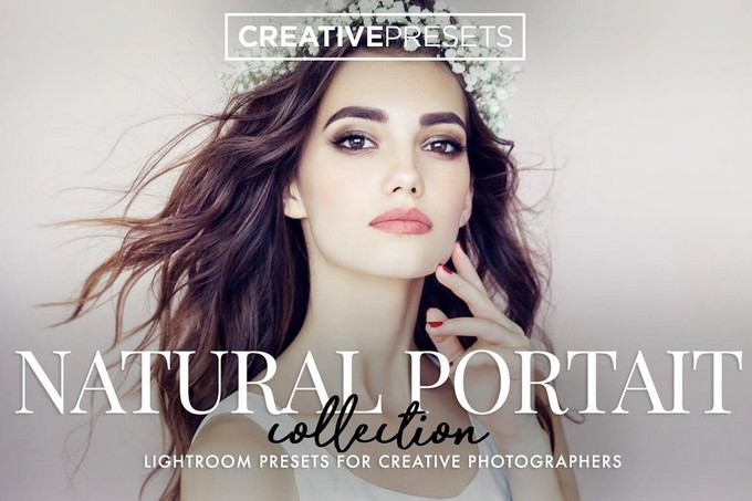 60 Natural Portrait Lightroom Preset